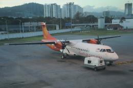 kou2315さんが、ペナン国際空港で撮影したファイアフライ航空 ATR-72-500 (ATR-72-212A)の航空フォト(飛行機 写真・画像)