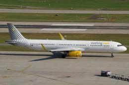 航空フォト:EC-MGY ブエリング航空 A321