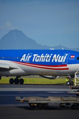 subtakaさんが、ファアア国際空港で撮影したエア・タヒチ・ヌイ A340-313Xの航空フォト(飛行機 写真・画像)