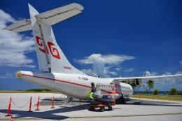 ランギロア空港 - Rangiroa Airport [RGI/NTTG]で撮影されたランギロア空港 - Rangiroa Airport [RGI/NTTG]の航空機写真
