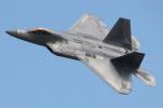 Talon.Kさんが、フェアフォード空軍基地で撮影したアメリカ空軍 F-22A-35-LM Raptorの航空フォト(写真)