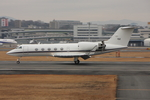 WING_ACEさんが、伊丹空港で撮影した米国海軍 C-20G Gulfstream IV (G-IV)の航空フォト(飛行機 写真・画像)