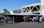 チャーリーマイクさんが、東京ビッグサイトで撮影したロッキード・マーティン F-35 Lightning II mock-upの航空フォト(写真)