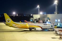 航空フォト:HS-DBL ノックエア 737-800