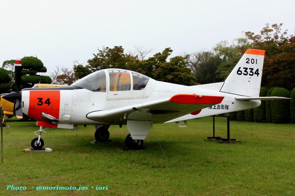 いおりさんの海上自衛隊 Fuji T-5 (6334) 航空フォト