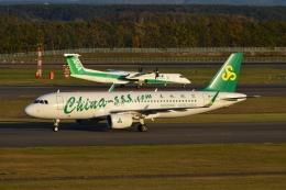 航空フォト:B-1670 春秋航空 A320