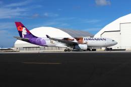 ホノルル国際空港 - Honolulu International Airport [HNL/PHNL]で撮影されたハワイアン航空 - Hawaiian Airlines [HA/HAL]の航空機写真