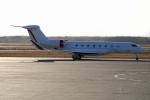 北の熊さんが、新千歳空港で撮影したSmartplus Assets Management Limited  G650 (G-VI)の航空フォト(飛行機 写真・画像)