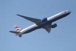 ANA744Foreverさんが、羽田空港で撮影したブリティッシュ・エアウェイズ 777-336/ERの航空フォト(写真)