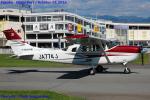 Chofu Spotter Ariaさんが、双葉滑空場で撮影した日本航空学園 T206H Turbo Stationairの航空フォト(飛行機 写真・画像)