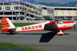 Chofu Spotter Ariaさんが、双葉滑空場で撮影した日本航空学園 SF-25C Falkeの航空フォト(飛行機 写真・画像)