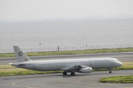 masa0420さんが、羽田空港で撮影したベルギー空軍 A321-231の航空フォト(飛行機 写真・画像)