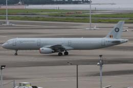 サリーちゃんのパパさんが、羽田空港で撮影したベルギー空軍 A321-231の航空フォト(飛行機 写真・画像)