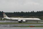 ATOMさんが、成田国際空港で撮影したエティハド航空 A340-642Xの航空フォト(写真)