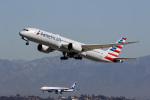 LAX Spotterさんが、ロサンゼルス国際空港で撮影したアメリカン航空 787-9の航空フォト(写真)