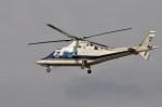 kumagorouさんが、仙台空港で撮影したアルファーアビエィション A109Cの航空フォト(写真)