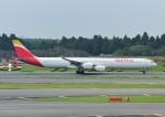 じーく。さんが、成田国際空港で撮影したイベリア航空 A340-642の航空フォト(飛行機 写真・画像)