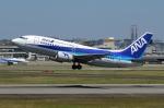 Mihaさんが、伊丹空港で撮影したANAウイングス 737-54Kの航空フォト(写真)