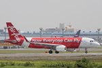 小牛田薫さんが、成田国際空港で撮影したエアアジア・ジャパン(〜2013) A320-216の航空フォト(写真)