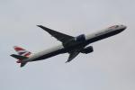 ANA744Foreverさんが、羽田空港で撮影したブリティッシュ・エアウェイズ 777-36N/ERの航空フォト(写真)