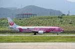 kumagorouさんが、新石垣空港で撮影した日本トランスオーシャン航空 737-446の航空フォト(写真)