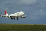 CLIP@h.s.さんが、グアム国際空港で撮影した日本航空 747-446の航空フォト(写真)