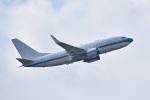 パンダさんが、成田国際空港で撮影したマイジェット・アジア 737-7KK BBJの航空フォト(飛行機 写真・画像)