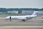 パンダさんが、成田国際空港で撮影したOZORA INC G-V-SP Gulfstream G550の航空フォト(飛行機 写真・画像)