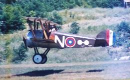 TKOさんが、オールド・ラインベック飛行場で撮影したイギリス空軍の航空フォト(飛行機 写真・画像)