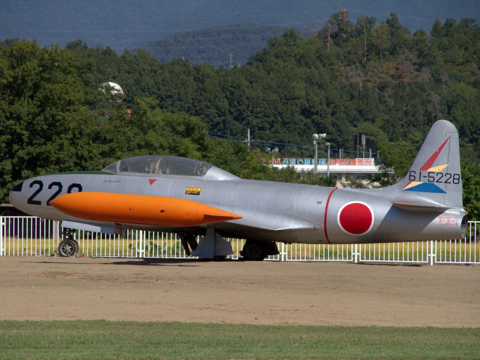 Mame @ TYOさんの航空自衛隊 Kawasaki T-33 (61-5228) 航空フォト