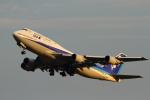 えすてるさんが、新千歳空港で撮影した全日空 747-481(D)の航空フォト(写真)