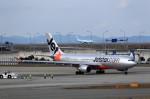 T.Sazenさんが、関西国際空港で撮影したジェットスター A330-202の航空フォト(飛行機 写真・画像)