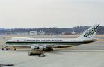 sakuraさんが、成田国際空港で撮影したエバーグリーン航空 747-121(A/SF)の航空フォト(写真)