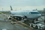 職業旅人さんが、羽田空港で撮影したキャセイパシフィック航空 747-467の航空フォト(写真)