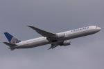 元青森人さんが、成田国際空港で撮影したコンチネンタル航空 767-424/ERの航空フォト(写真)