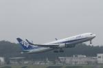 ATOMさんが、成田国際空港で撮影した全日空 767-381/ERの航空フォト(写真)