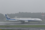 ATOMさんが、成田国際空港で撮影した全日空 777-381/ERの航空フォト(写真)