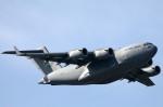 take_2014さんが、横田基地で撮影したアメリカ空軍 C-17A Globemaster IIIの航空フォト(写真)