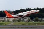Mihaさんが、成田国際空港で撮影したチェジュ航空 737-82Rの航空フォト(写真)