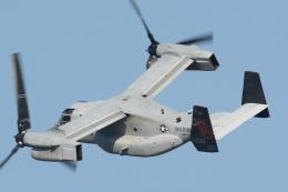 banshee02さんが、木更津飛行場で撮影したアメリカ海兵隊 MV-22Bの航空フォト(飛行機 写真・画像)