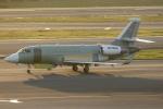 TAKA-Kさんが、成田国際空港で撮影したL-3コミュニケーションズ・アドバンスド・アビエーション Falcon 2000の航空フォト(写真)