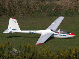 Mame @ TYOさんが、読売加須滑空場で撮影した学生航空連盟 PW-6Uの航空フォト(飛行機 写真・画像)
