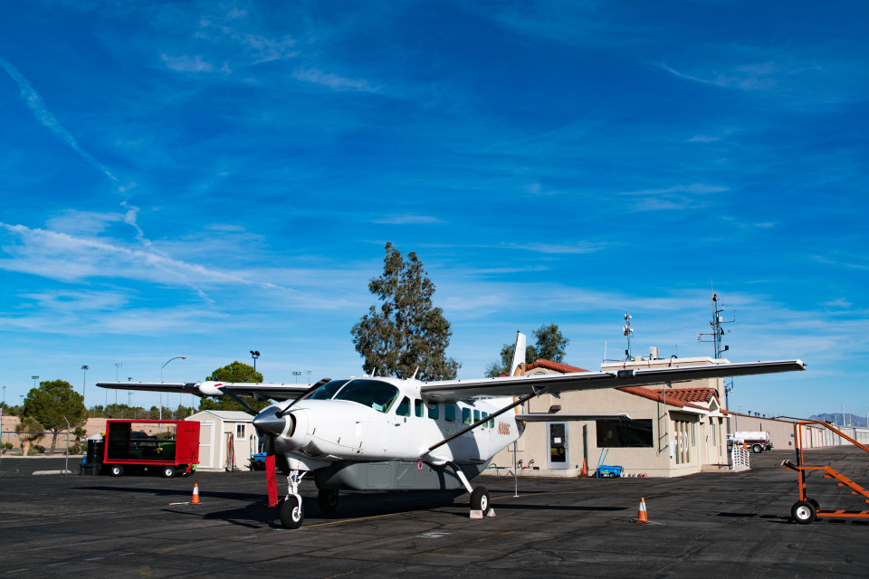 m-takagiさんのシーニック航空 Cessna 208 (N188GC) 航空フォト