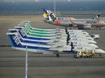 中部国際空港 - Chubu Centrair International Airport [NGO/RJGG]で撮影されたANAウイングス - ANA Wings [EH/AKX]の航空機写真