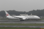 ATOMさんが、成田国際空港で撮影した日本航空 787-9の航空フォト(写真)