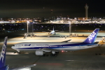 ATOMさんが、羽田空港で撮影した全日空 777-281/ERの航空フォト(写真)
