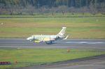 kohei787さんが、成田国際空港で撮影したL-3コミュニケーションズ・アドバンスド・アビエーション Falcon 2000EXの航空フォト(写真)