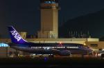 サボリーマンさんが、松山空港で撮影したANAウイングス 737-54Kの航空フォト(写真)