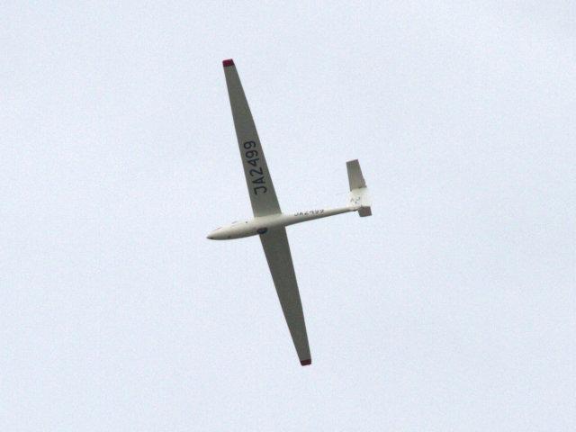 Mame @ TYOさんが、関宿滑空場で撮影したアサヒソアリングクラブ SZD-51-1 Juniorの航空フォト(飛行機 写真・画像)
