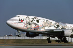Gambardierさんが、伊丹空港で撮影した日本航空 747-446Dの航空フォト(写真)